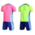 2017 Latest Fashion Design High Quality Cheap pink soccer jersey