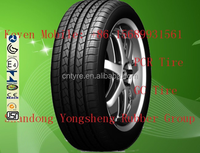 All Season SUV Tire 265/70R17 GC 400 New Product Tire China Supplier