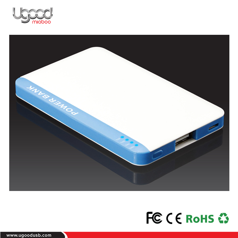 Best promotional Credit card power station,Factory direct selling bulk cheap power bank with flash memory,USB power bank