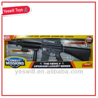 Buy Assemble plastic toy gun plastic pellet gun black plastic toy ...