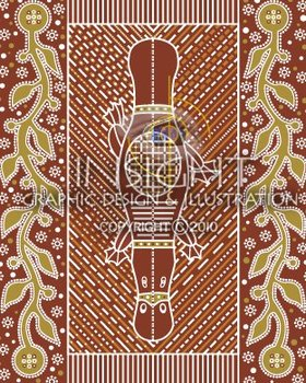 Authentic Aboriginal Artwork Buy Canvas Prints Product On Alibaba