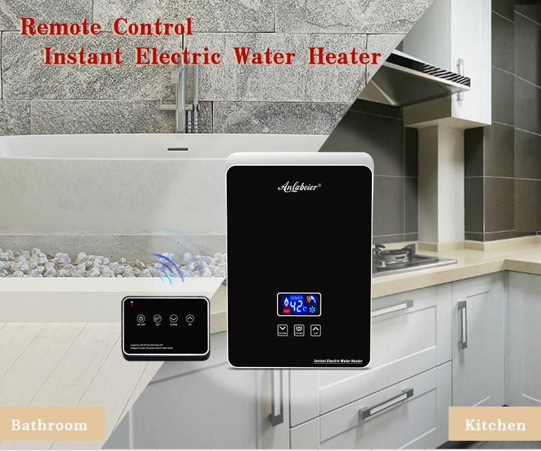 220 v-240 v 5.5kw Кухня Применение мгновенный Электрический водонагреватель с пультом YK-55_01.jpg
