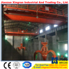 200ton overhead lifting crane demag crane euro style double beam electric overhead traveling crane with windlass hoist