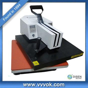 dye sublimation printing machine