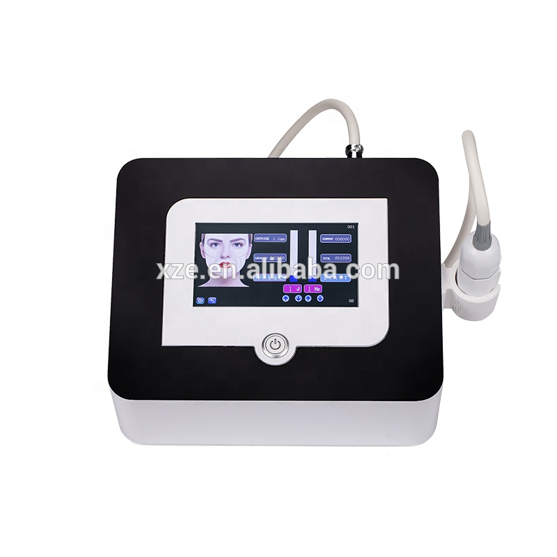 Clinic Use Lifting Skin Tightening Touch Screen Desktop 3D Color ultrasound Machine beauty Equipment
