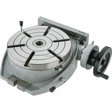 High precision horizontal rotary tables
