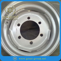 ATV trailer wheel 12