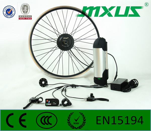 gear/ DC/ brushless rear /front motor / electric bicycle conversion kit with CE