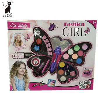 Hot Item  Children's Cosmetics Make-up Toy Set for Kids