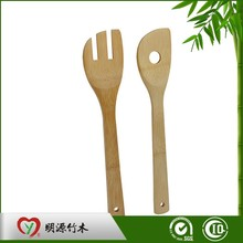 Newest Cheap Wholesale Eco-friendly Whole Sale Bamboo Cook Spatula And Spoon