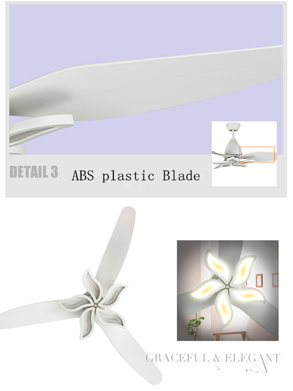 New design all types of electric fans wholesale fan with light