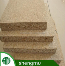18Mm Plain Pre-Laminated Veneered Particle Board For Sale