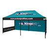 China Trade Show Promotion Commercial Exhibition 10x20ft Outdoor custom printed folding canopy tent