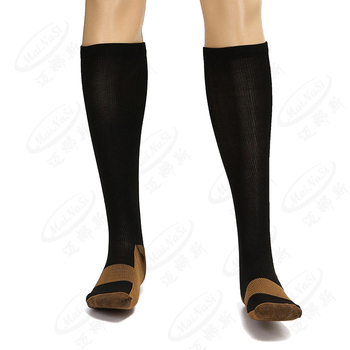 ecb8fb0c33e Copper Compression Socks Medical with Compression Socks for Edema Men Women