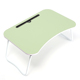 Factory price bedroom portable folding study laptop table for children