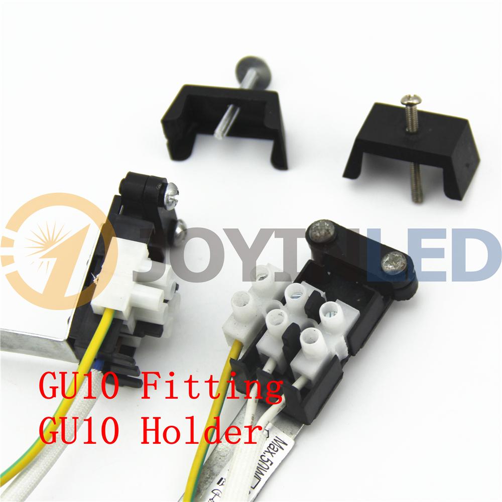 Connector Ceramic Holder Lamp Wiring For Gu10 Base Halogen Socket A