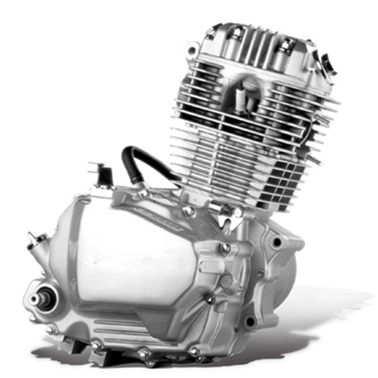 Honda Motorcycle With Fit Engine: Motorcycle Part For Honda Cg125 125cc Motorcycle Engine
