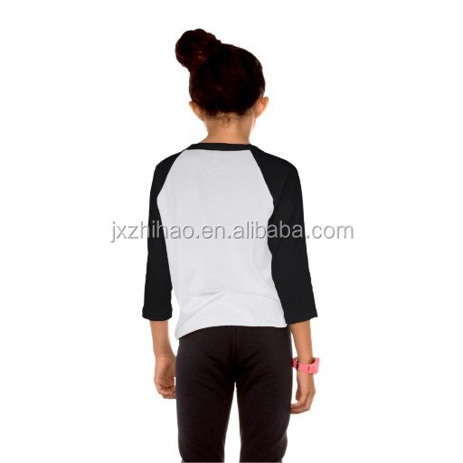 Long Sleeve Black White Printing Dry Fit Design Your Own T