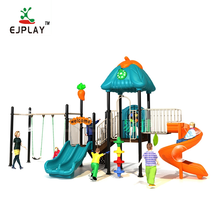 Quality  Price Amusement Park Kids Outdoor Playground