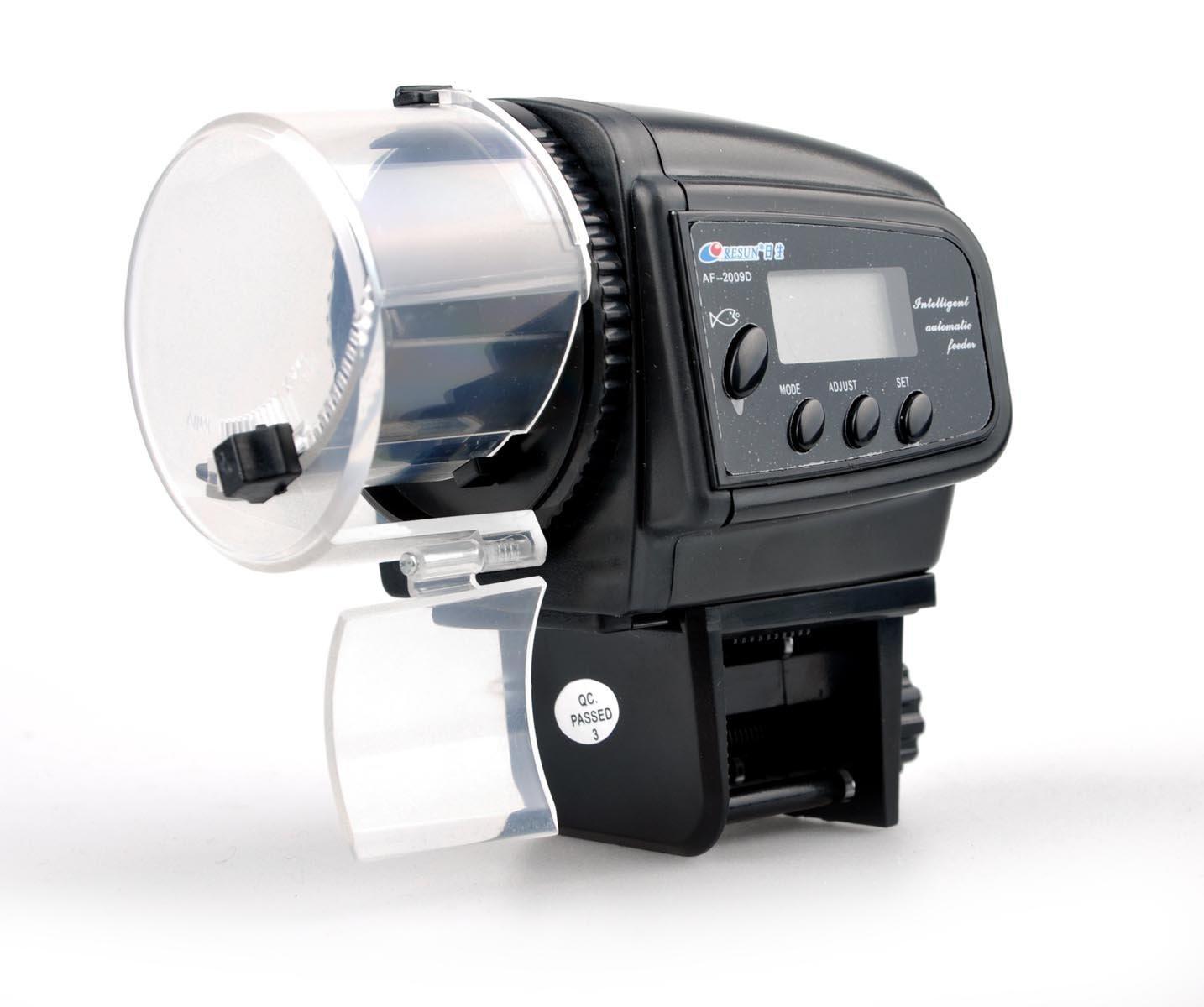 eBoTrade Daily Automatic Fish Feeder, Aquarium Tank Auto Feeders with Timer, Pet Feeding Dispenser