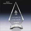Jingrui crystal glass pyramid peak award JA293