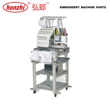 HZ-016 ricoma single head embroidery machine 15 color single head embroidery machine one head computer embroidery machine