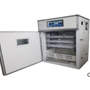 chick egg hatch machine 264 egg incubator made in china