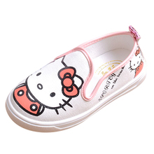 Child canvas shoes 2015 sport shoes foot wrapping single shoes lounged casual shoes