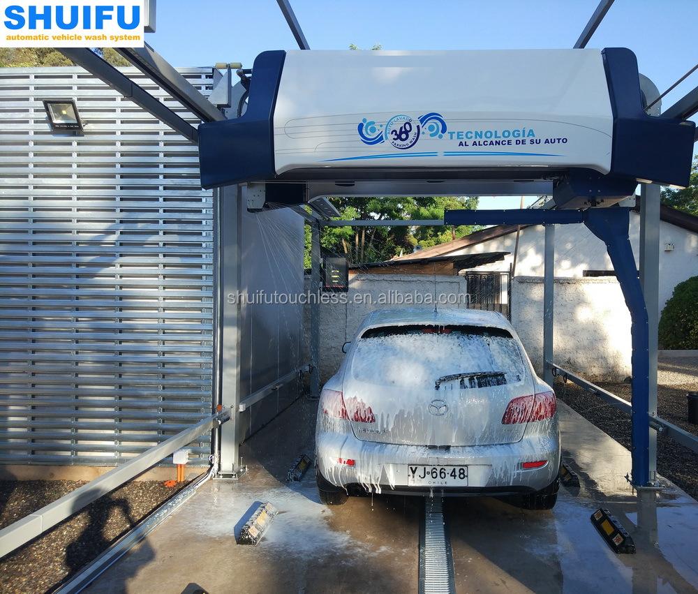Touch Free Car Wash No Contact Pe M9 Brushless Shuifu