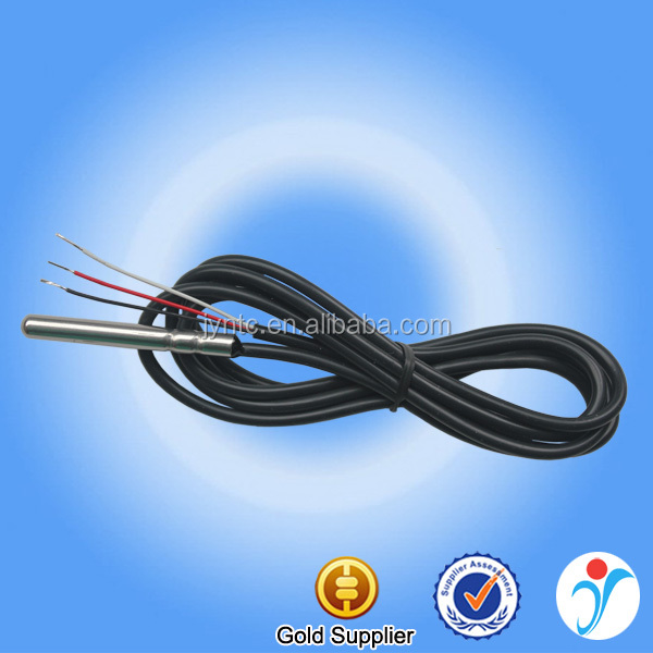 Hot Offer waterproof sheathed cable rtd pt100 temperature sensor