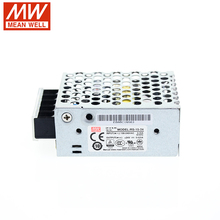 RS-15-24 NES 15W 110 V/220 V AC 24V 24V DC 15W 5G getaran Kompak CE <span class=keywords><strong>Meanwell</strong></span> Switching <span class=keywords><strong>Power</strong></span> <span class=keywords><strong>Supply</strong></span> DC