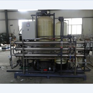 High efficient pure water treatment equipment for food and beverage