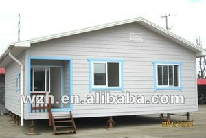 Cheap prefabricated house for accomudation