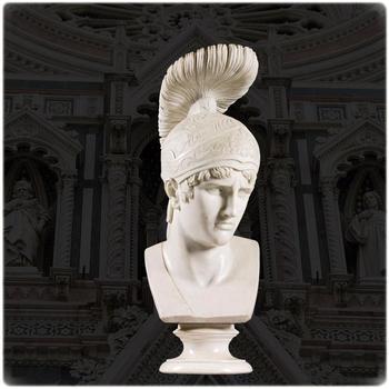 Décoration Intérieure Nue Grecque En Marbre Mâle Statues De Jardin ...