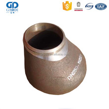 carbon steel astm a234 wpb concentric/eccentric reducer forged socket weld elbow