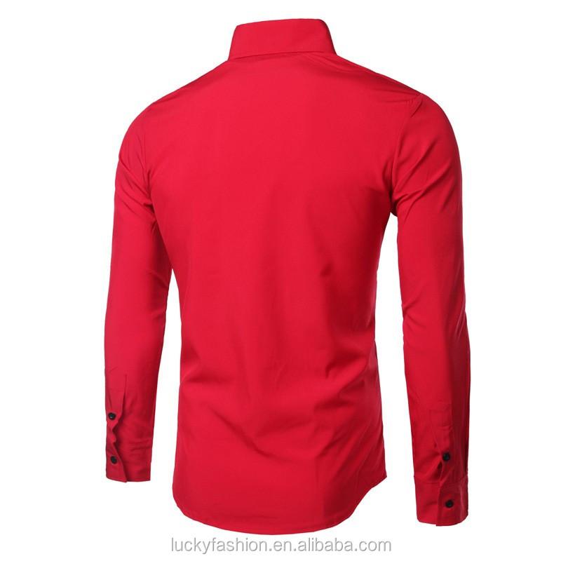 Wholesale unique cheap custom mens slim fit long sleeve for Affordable custom dress shirts online