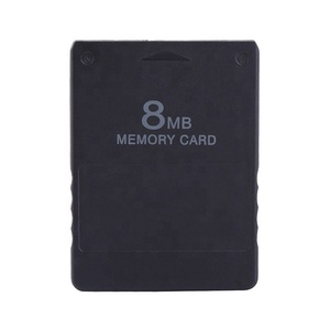 8/16/32/64/128MB Memory Card Game Stick For Sony PlayStation 2 PS2 Console