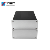 YGW-018 audio video sender enclosure Audio amplifier aluminum pack 150*45-200mm(w*h*l)