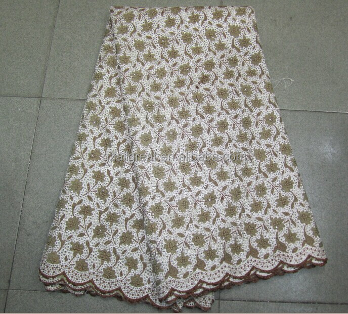 Latest Design! African Organza Lace