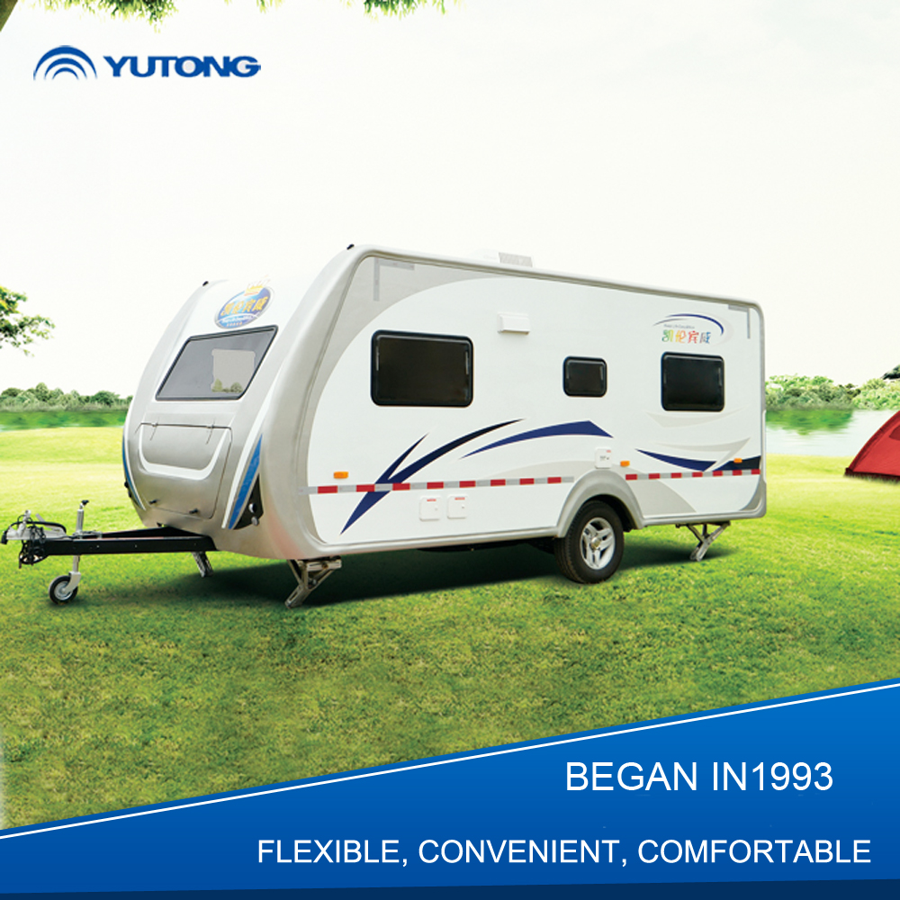 Yutong Hot Sale New Travel Trailer Paneling