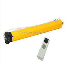 Asynchronous waterproof WY45-20R electric ac awning tubular motor