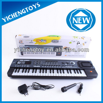 cheap 49 keys electric digital piano toy kids electric keyboard buy kids electric keyboard. Black Bedroom Furniture Sets. Home Design Ideas