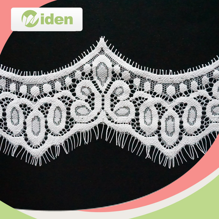 Widentextile Trial Order Acceptable Factory Direct Ready Made Popular Fascinating Lace Designer Chiffon Sarees