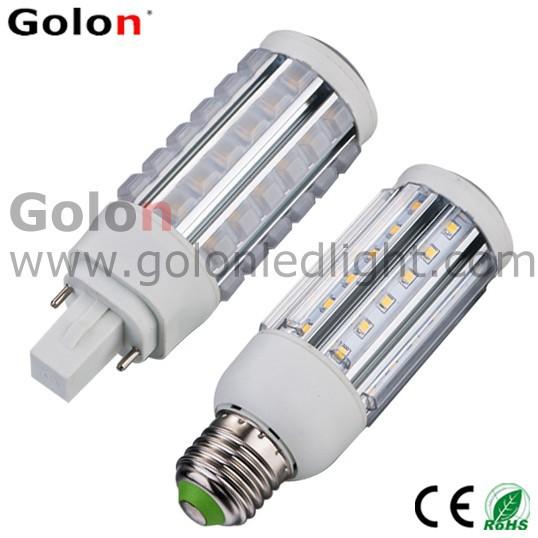 Led Pl Lamp 4 Pin 9w To Replace 2x18w Plc Down Light 100-277v Ra80 ...