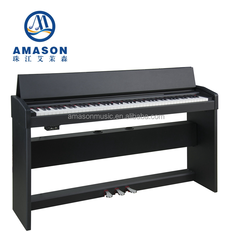 Digital Piano 88 Keys hammer action keyboard Electric Piano Italian keyboard wholesale musical instrument F-10