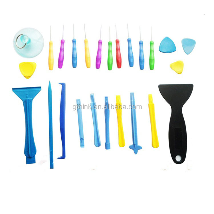HH-026 25 In 1 Opening Pry screw driver Disassemble Repair Tool Set Kit for Mobile Phone Notebook