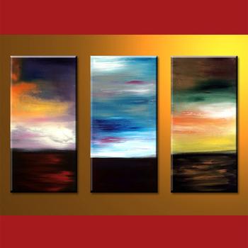 Yeni El Yapımı Akrilik Boyama Günbatımı Buy Akrilik Boyama Gün Batımıakrilik Boyama Gün Batımıel Yapımı Akrilik Boyama Gün Batımı