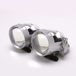35W Bi Led Projector Lens for Car Headlight H4 H7 9005 9006 Hid Xenon Light Bulbs
