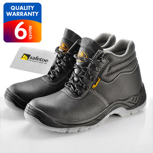Construction PPE TPU sole winter safety boots for worker