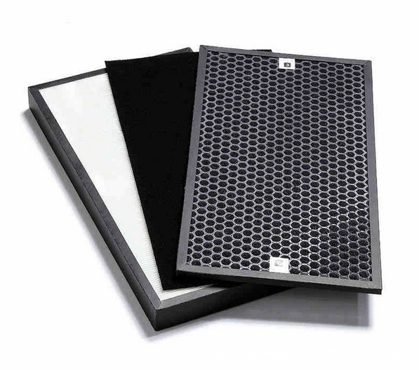 H13 HEPA Partsfactory direct sale Customized Panel Activated <strong>Carbon</strong> True HEPA Air <strong>Filter</strong> Replacement for Air Purifier